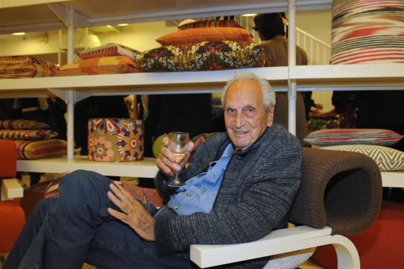 Addio a Ottavio Missoni, il mondo della moda in lutto