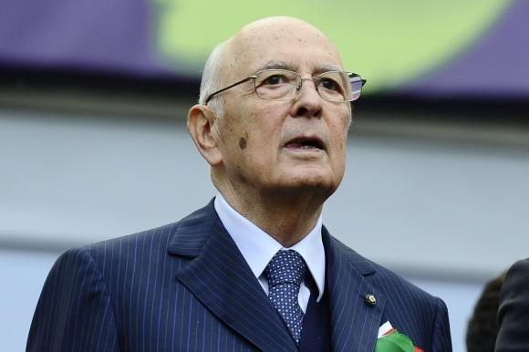 Presidente della Repubblica, Napolitano rieletto