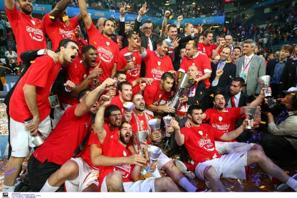 Basket, l'Olympiakos trionfa in Eurolega