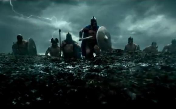 300 – L'alba di un impero: esce in questi giorni il primo trailer