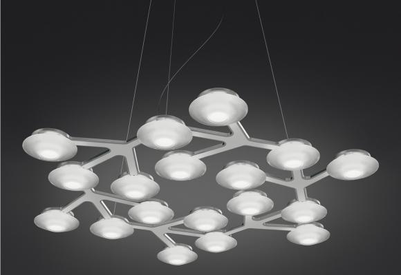 Artemide: design futuristico a EuroLuce 2013!