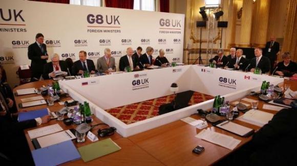 G8 al via, lavoro e crisi siriana i temi caldi