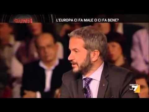 Claudio Borghi Aquilini: guardare in faccia l'assassino Euro