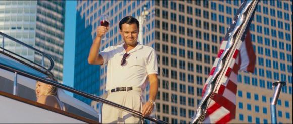 The Wolf of Wall Street: primo trailer internazionale