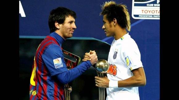 Neymar-Messi: ecco a voi la coppia più bella del mondo!