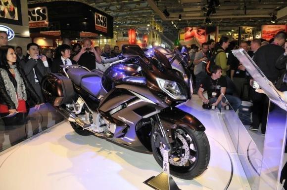 Yamaha FJR1300AS 2013