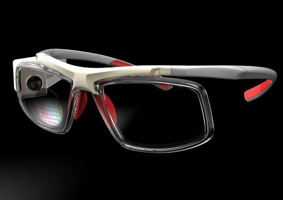"""GlassUp: gli occhiali """"Smart"""" italiani che sfidano Google"""