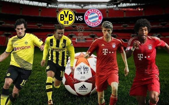Borussia-Bayern, la rivincita! 4-2 per il Dortmund