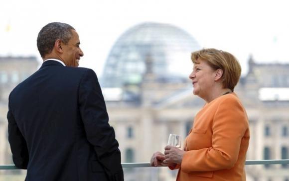 Datagate, Barack Obama rassicura la Merkel