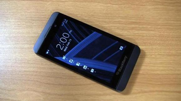 Blackberry A10, uscita prevista per novembre