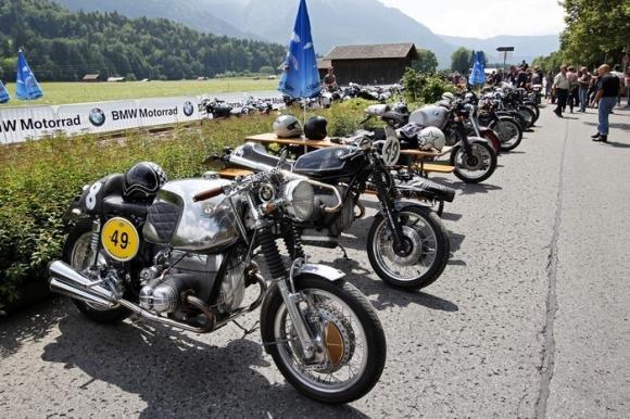 BMW Motorrad Days 2013, quest'anno record di partecipazione