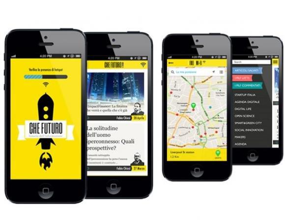CheWiFi!, la mappa del Wi-Fi libero in Italia