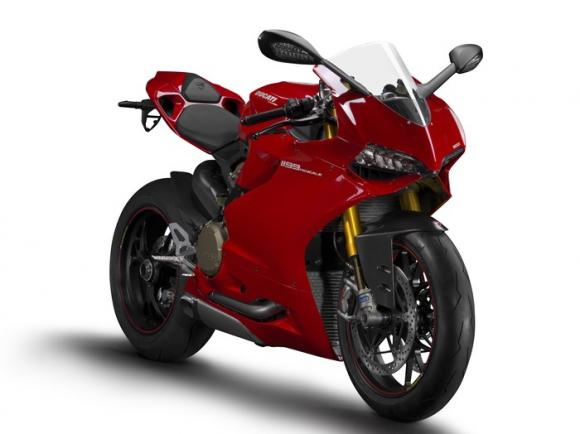 "La Ducati 1199 Panigale eletta ""best of the best"" del red dot design award"