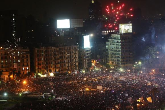 Golpe in Egitto, destituito il presidente Mohamed Morsi