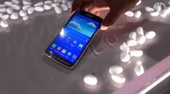 "Samsung Galaxy S4 Active, lo smartphone ""rugged"""