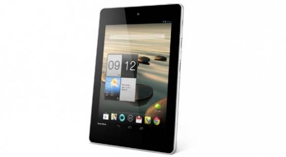 Acer Iconia A1, il nuovo tablet Android low cost