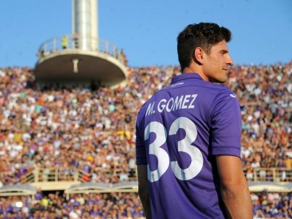 Mario Gomez alla Fiorentina! E' ufficiale!