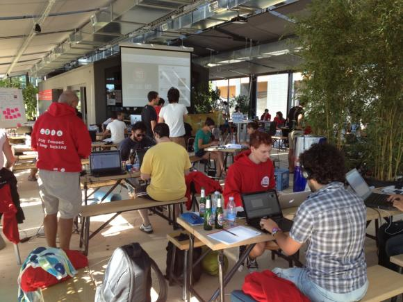 Hack Italy Camp 2013, il weekend degli hacker