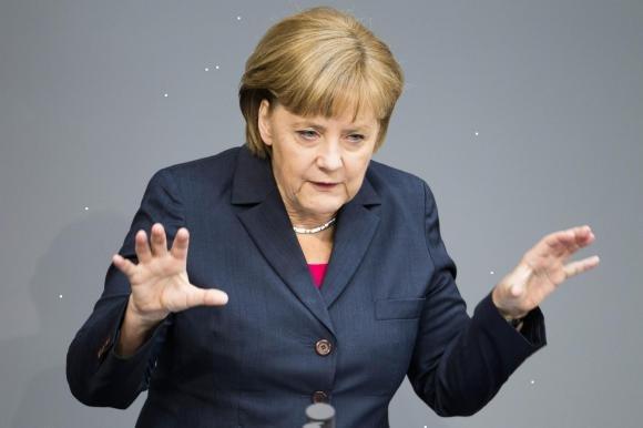 Angela Merkel: Egemonia tedesca in Europa? Idea aliena