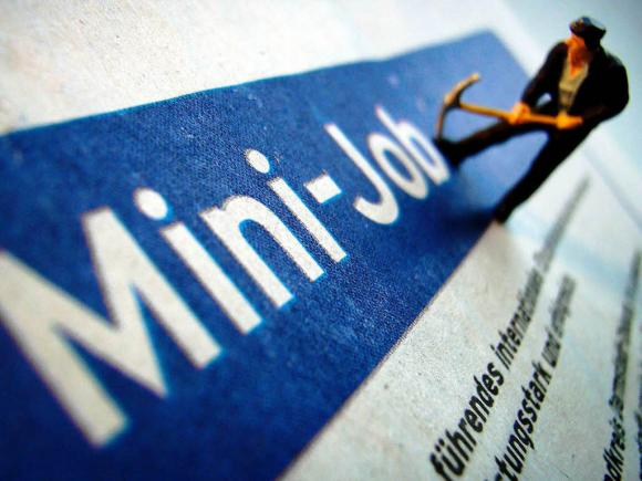 Germania: boom… di minijob