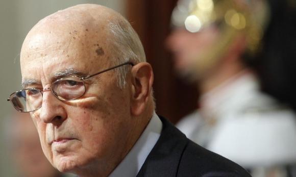 """Napolitano: """"patologico il frequente ricorso ad elezioni anticipate"""""""