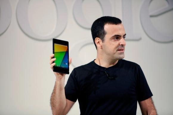 Nexus 7, Google presenta ufficialmente il nuovo tablet