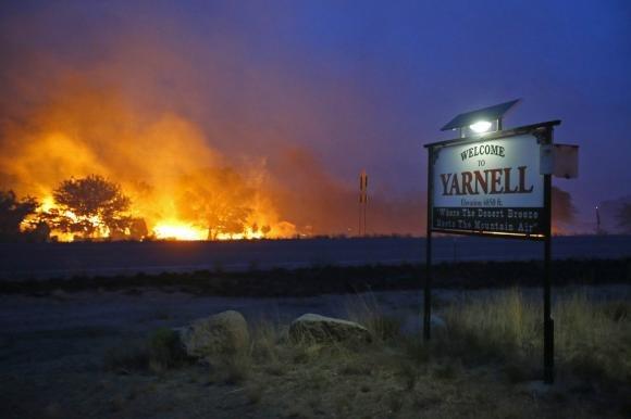 Incendi in Arizona: muoiono 19 vigili del fuoco