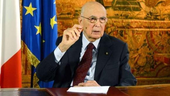 Giorgio Napolitano pronto a ricevere Grillo, ma non in privato