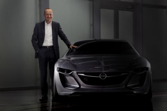Opel Monza Concept: la visione del futuro di Opel