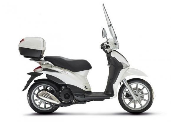 Piaggio Liberty 3V: lo scooter a ruota alta si rinnova