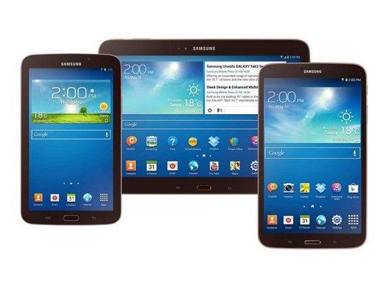 """Samsung Galaxy Tab 3, tre """"tagli"""" per competere con Apple"""