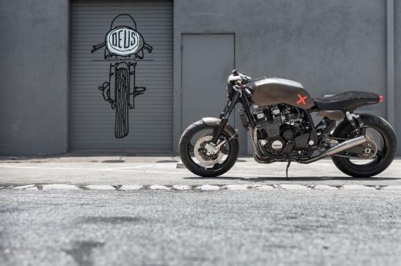 "Yamaha Yard Built XJR1300 ""Project X"" by Deus"