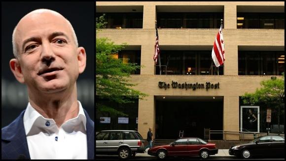 Jeff Bezos acquista il Washington Post
