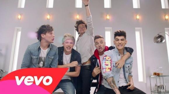 One Direction, Best Song Ever, quando la simpatia vince