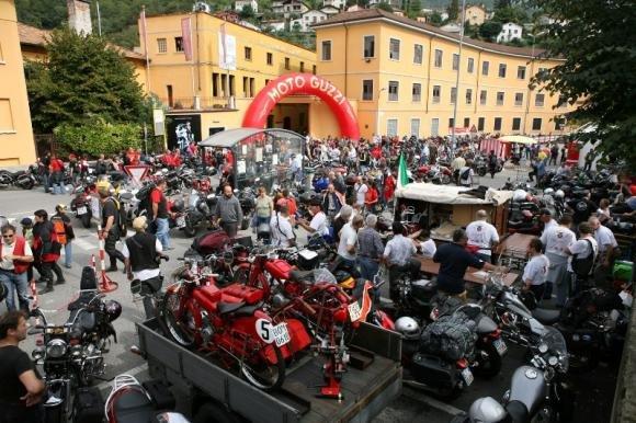 Open House Moto Guzzi