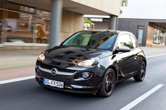 Opel ADAM Black Link e White Link al Salone di Francoforte 2013