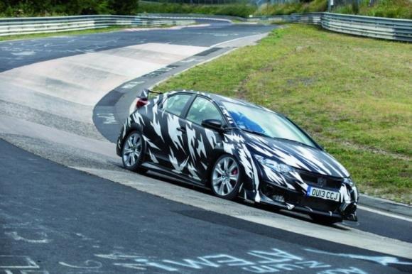 Nuova Honda Civic Type R e Civic Tourer al Salone dell'Auto di Francoforte 2013