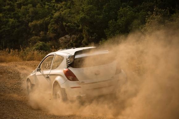 Test in Francia e Finlandia per la Hyundai i20 WRC