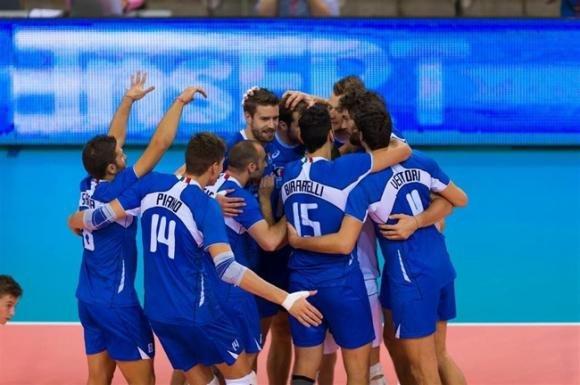 Italvolley vola in semifinale agli Europei