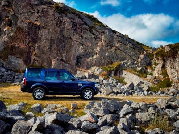 Land Rover presenta Discovery MY2014: design aggiornato e consumi ridotti