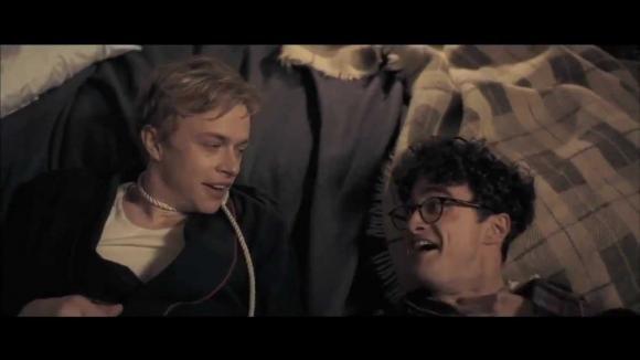 Giovani ribelli: trailer del film con Daniel Radcliffe