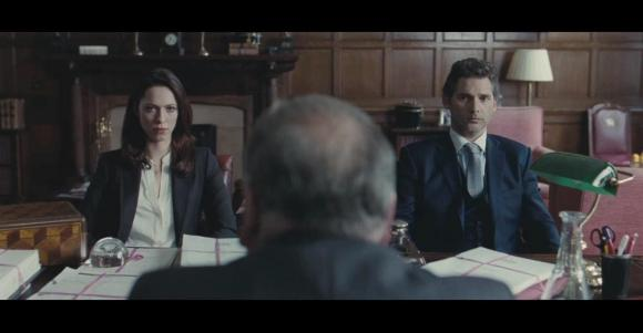 Closed Circuit: trailer della produzione anglo-americana con Eric Bana