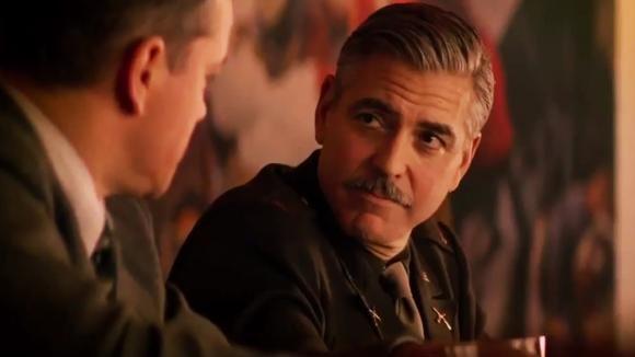 Monuments Men: arriva il trailer del film di George Clooney