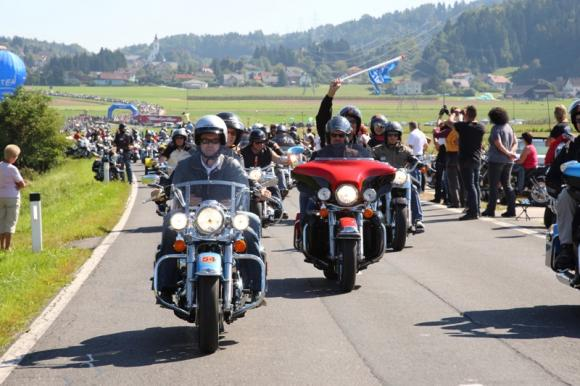 Harley-Davidson al 16° European Bike Week