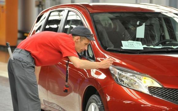 Nissan lancia la produzione a Sunderland, UK, della nuova Nissan Note