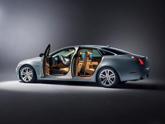 Nuova Jaguar XJ e XJR MY 2014
