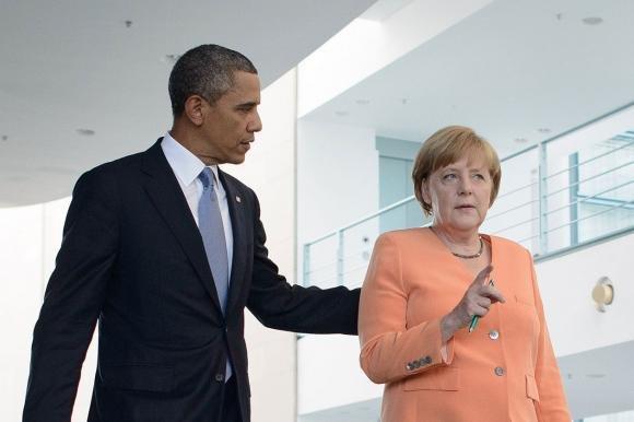 """Datagate, Bild: """"Dal 2010 Obama sapeva della Merkel spiata"""""""