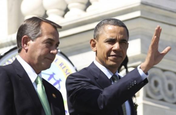 Usa, fumata grigia tra Obama e i repubblicani per la fine dello shutdown