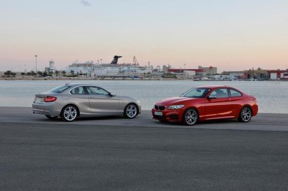 BMW Serie 2 Coupé, piacere di guida in dimensioni compatte