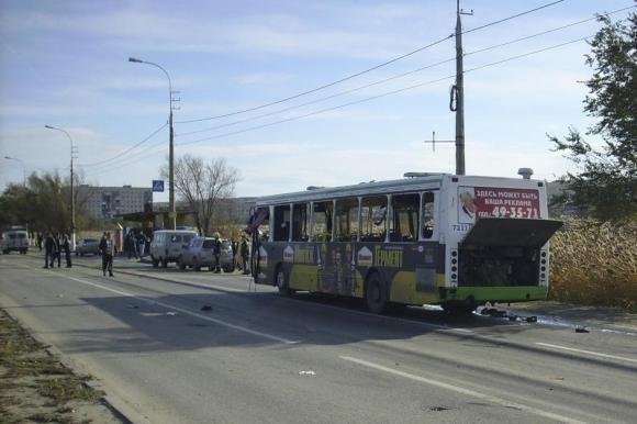 Attentato terroristico in Russia: bomba su un bus, almeno 6 morti